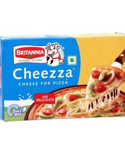 BRITANNIA PIZZA CHEESE 200GM