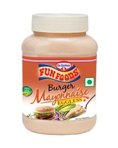 FUN FOODS E.LESS MAYONNAISE 3