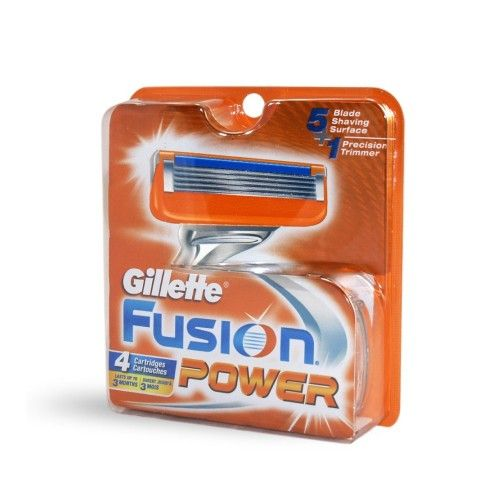 GILLETTE FUSION POWER 4BLADE