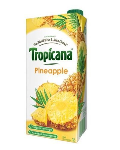 TROPICANA PINEAPPLE 1LTR