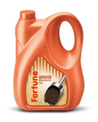 FORTUNE MUSTARD OIL 5LT JAR