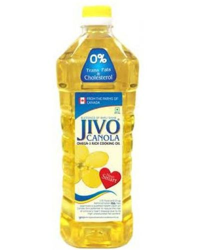 JIVO CANOLA COOKING OIL 1LTR