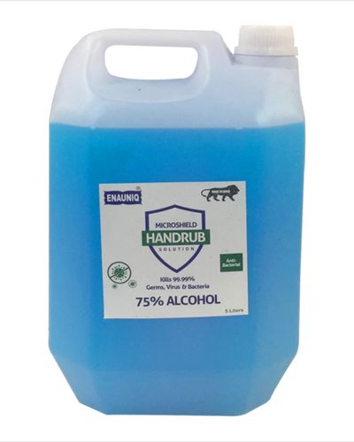 Enauniq Hand Sanitizer 5Ltr