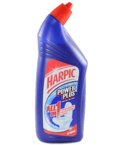 HARPIC POWER  BLUE ORG  1LTR
