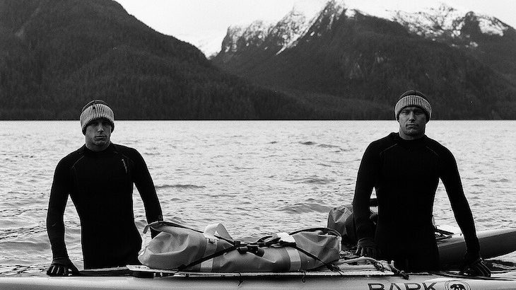 By Hand: These Twins Paddled From Alaska to Mexico