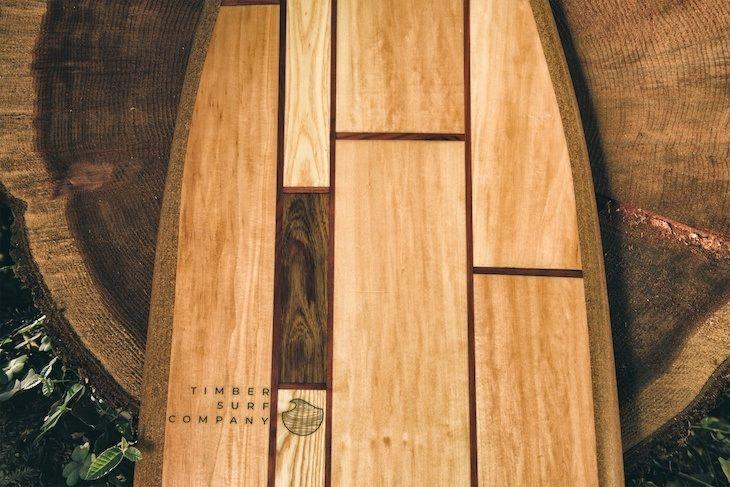 Ex-Tesla Engineer Ryan Lynch Designs Wooden Surfboards