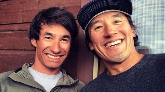 Jimmy Chin's tribute to: