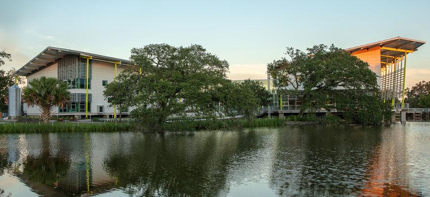 Sam Houston dormitories being built