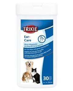 Trixie Oor Verzorgingsdoekjes 30 St