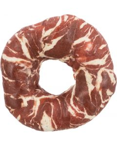 Trixie Denta Fun Marbled Beef Chewing Ring 10 Cm 100 St