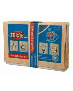 Trixie Hondenpoepzakjes Rozengeur Roze 4x20 St