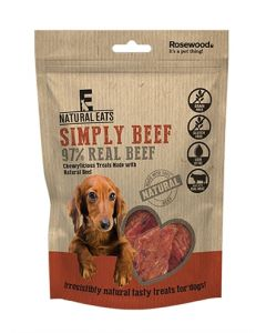Rosewood Natural Eats Simply Beef 80 Gr