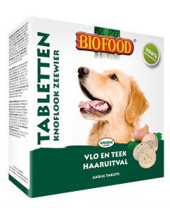 Biofood Hondensnoepjes Bij Vlo Zeewier Zeewier 55 St