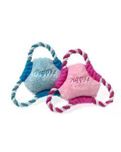 Karlie Puppy Frisbee Roze Of Lichtblauw 17 Cm