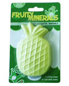 Happy Pet Fruity Mineral Ananas 210 Ml 11x6,5x2,5 Cm