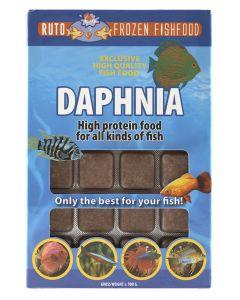 Ruto Red Label Daphnia 100 Gr