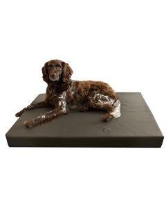 Hd Orthopedisch Honden Ligbed Grijs 100x75 Cm