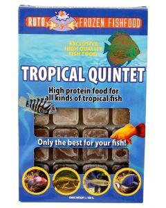 Ruto Blue Label Tropical Quintet 100 Gr