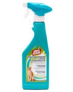 Simple Solution Deodorizer Voor Kattentoilet 500 Ml