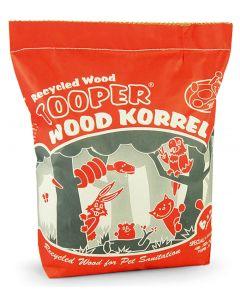 Tooper Houtkorrel 6,5 Ltr