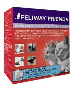 Feliway Friends Startset Verdamper + Vulling 48 Ml