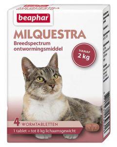 Beaphar Milquestra Kat 4 Tbl