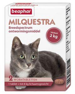 Beaphar Milquestra Kat 2 Tbl