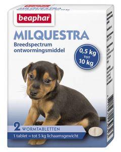 Beaphar Milquestra Kleine Hond / Pup 2 Tbl