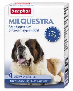 Beaphar Milquestra Hond 4 Tbl