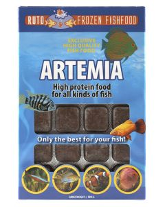 Ruto Red Label Artemia 100 Gr