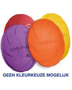 Rubber Frisbee Dog 0 Soar Assorti 18 Cm