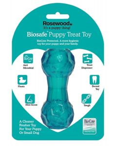 Biosafe Puppy Snack Dumbell