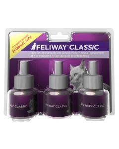 Feliway Classic Navulling 3x48 Ml
