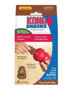 Kong Snacks Met Leversmaak Small 198 Gram