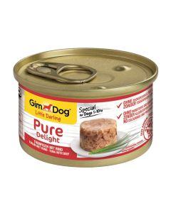 Gimdog Little Darling Pure Delight Tonijn / Rund 85 Gr (verpakt per 12)