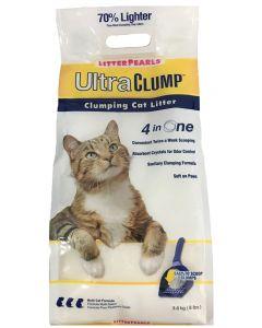 Litter Pearls Ultra Clump 3,6 Kg (verpakt per 4)