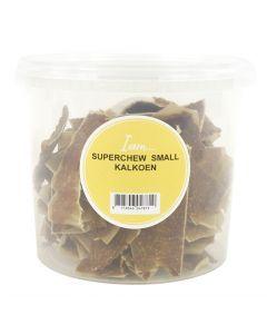 I Am Superchew Small Kalkoen 1 Kg 5,5 Ltr