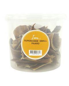 I Am Superchew Small Paard 1 Ltr 5,5 Ltr