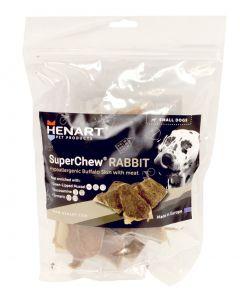 Henart Superchew Rabbit Small 250 Gr