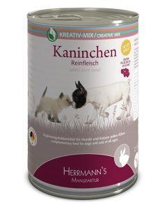 Herrmanns Pure Rabbit 400 Gr