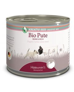 Herrmanns Bio Pure Turkey 200 Gr