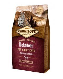 Carnilove Reindeer Energy / Outdoor 2 Kg