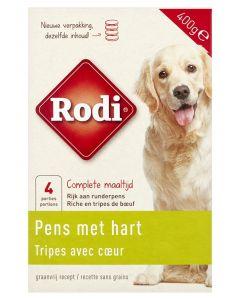 Rodi Compleet Pens / Hart 400 Gr (verpakt per 4)