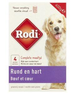 Rodi Compleet Rund / Hart 400 Gr (verpakt per 4)