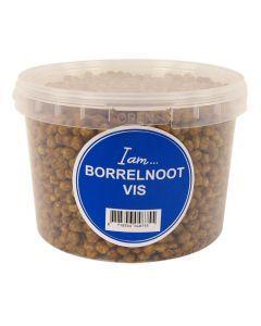 I Am Borrelnoot Vis 3 Ltr