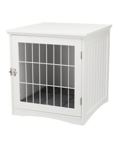 Trixie Benche Home Kennel Hond / Kat Wit 48x51x51 Cm