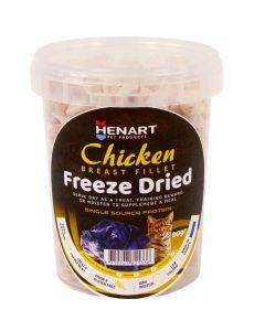 Henart Freeze Dried Chickenbreast Fillet 90 Gr