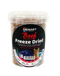 Henart Freeze Dried Beef Heart 90 Gr