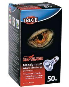 Trixie Reptiland Warmtelamp Neodymium 50 Watt 6,3x6,3x10 Cm