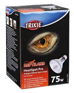 Trixie Reptiland Heatspot Pro Warmtelamp Halogeen 75 Watt 8,1x8,1x10,8 Cm